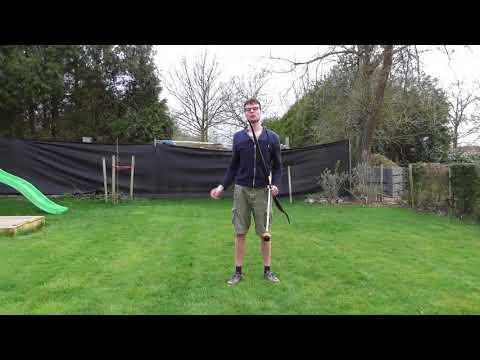 Archery tag spelvariant : Dikke Berta