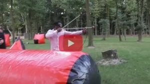 archery tag youtube video still