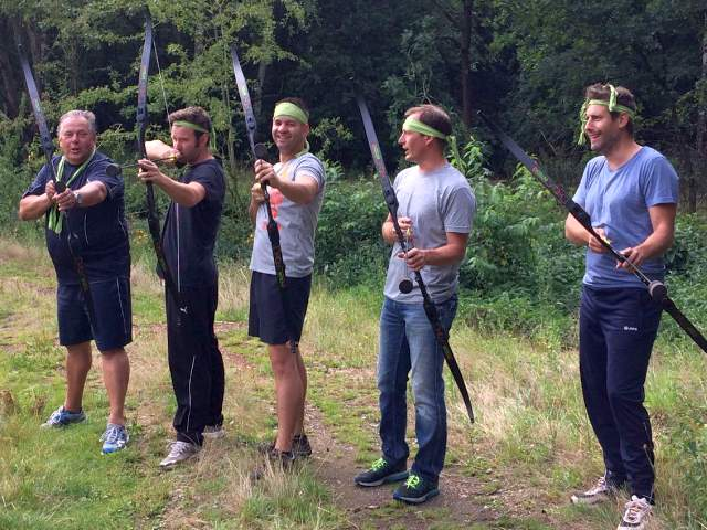 archery tag limburg
