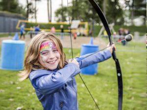 archery tag wachtebeke