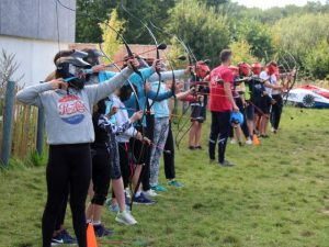 archery tag Aalst